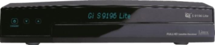 Спутниковый ресивер S9196 Lite